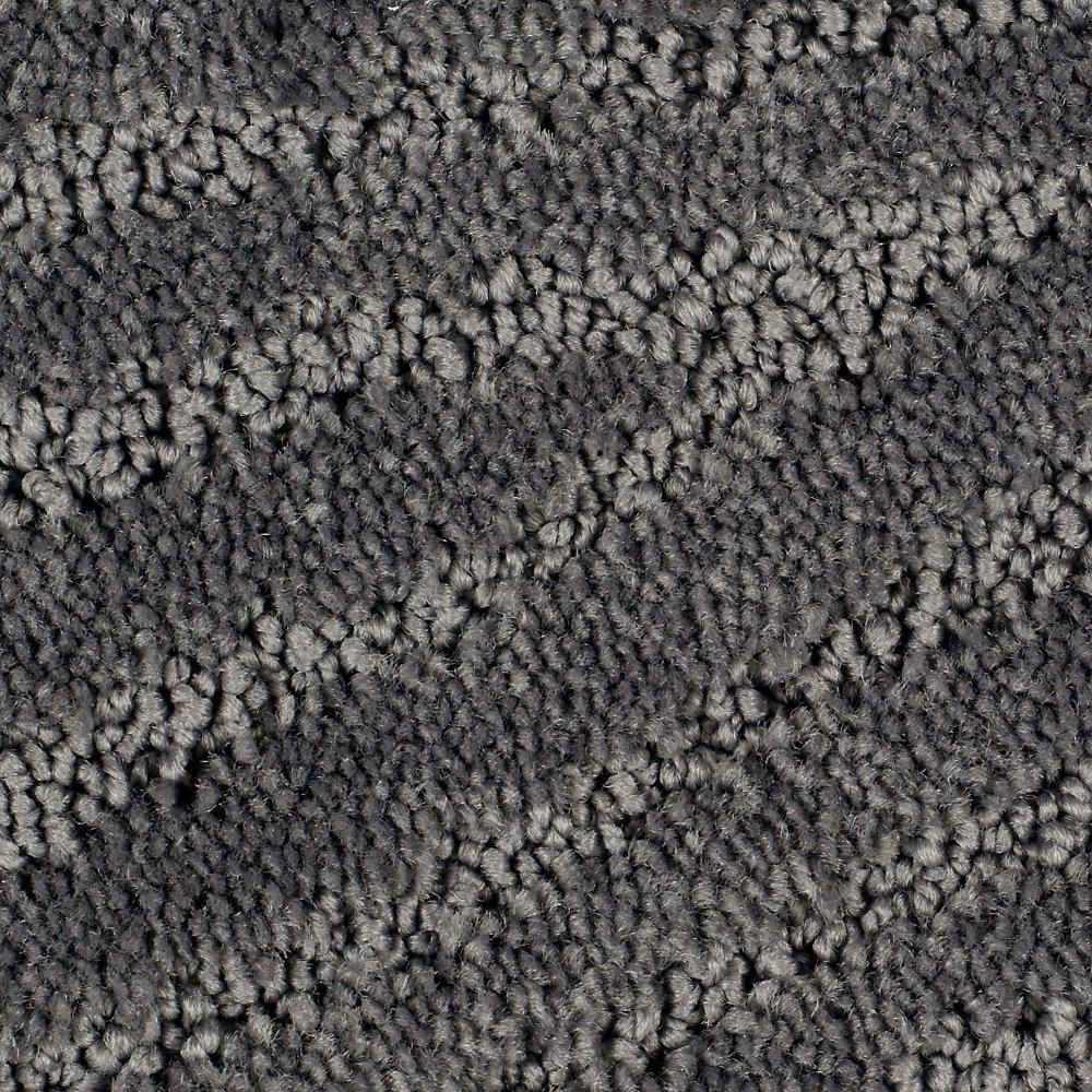 Carpet Sample - Echo Creek - Color Mindful Grey Pattern 8