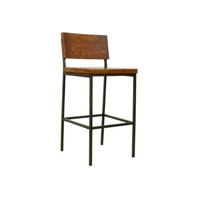 Sawyer 36 in. Java Pine Counter Stool
