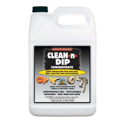 1 gal. Safe Removal Concentrate for Spray Guns, Tips and Other Accessories