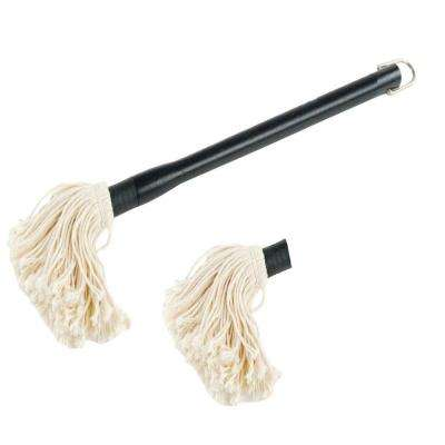Sauce Mop with 2 Removable Heads