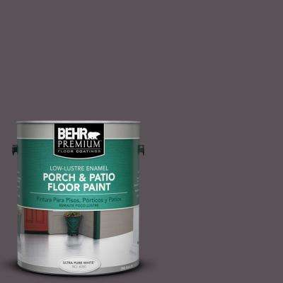 1 gal. #N570-6 Virtuoso Low-Lustre Porch and Patio Floor Paint