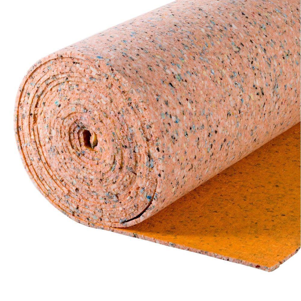 Rubber Carpet Padding The