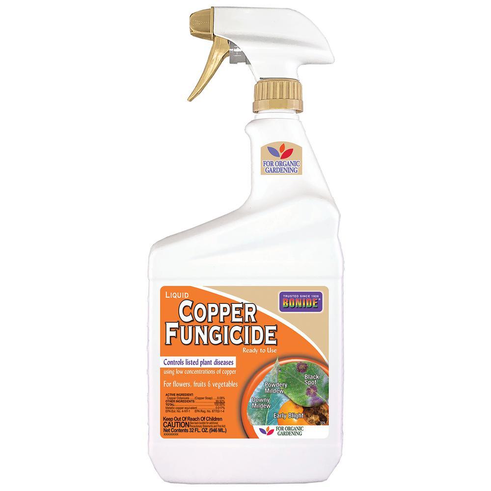 32 oz Liquid Copper Fungicide Ready-To-Use