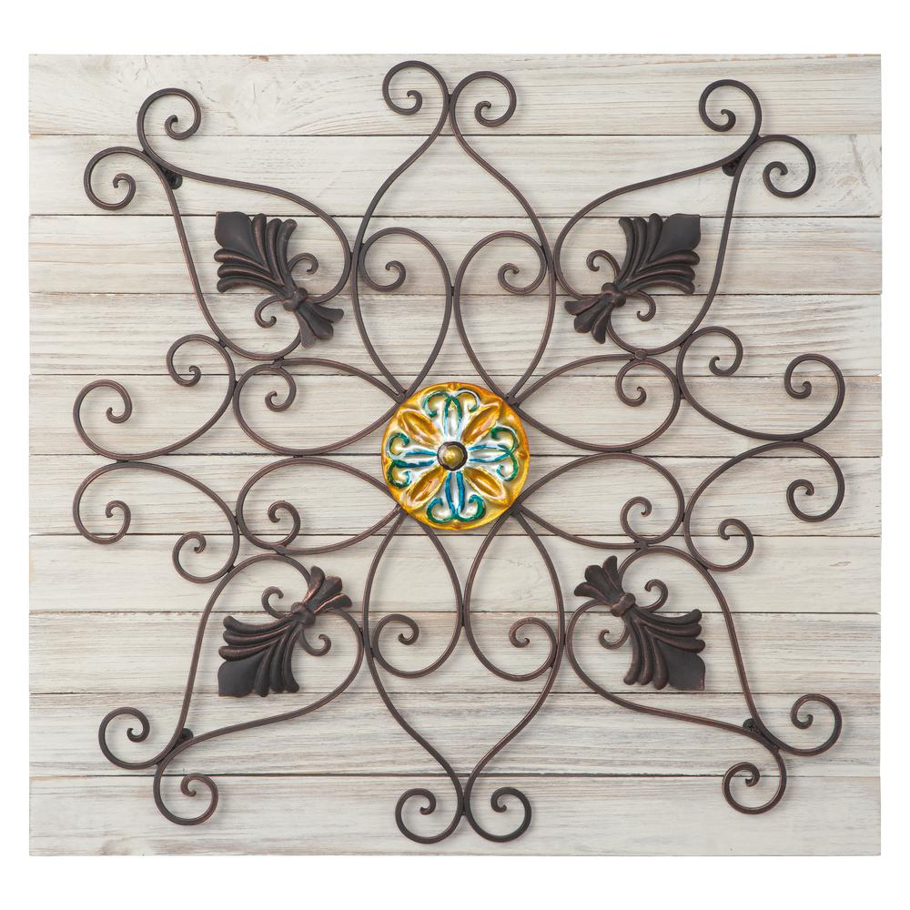 Yosemite Home Decor Iron Wall Decor