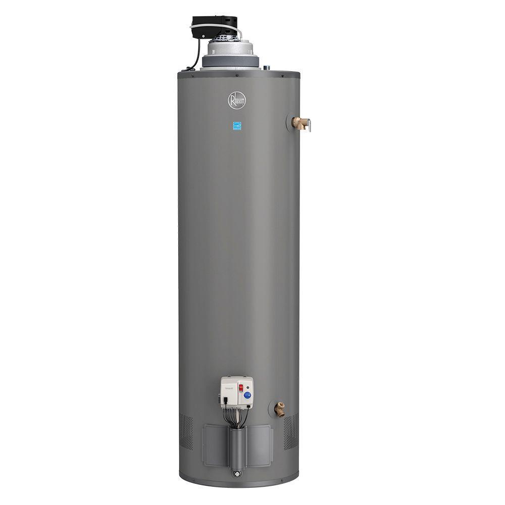 Rheem EcoSense XR90 29 gal. Tall 6 Year 60,000 BTU Natural Gas Water Heater