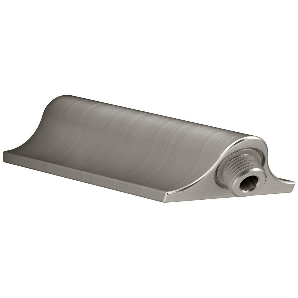 Stance Shower Arm, Vibrant Brushed Nickel