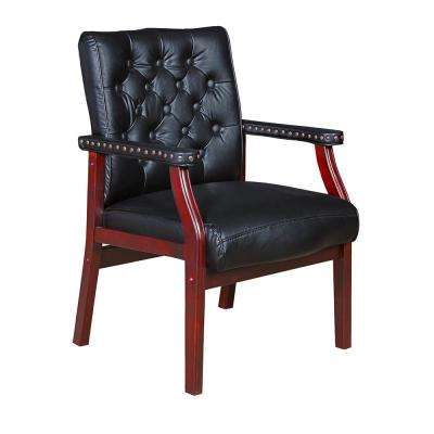 Ivy League Black Side Chair