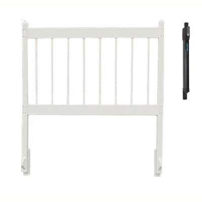 Premium Guard Above Ground Standard Pool Fence Gate Including Magna-Latch