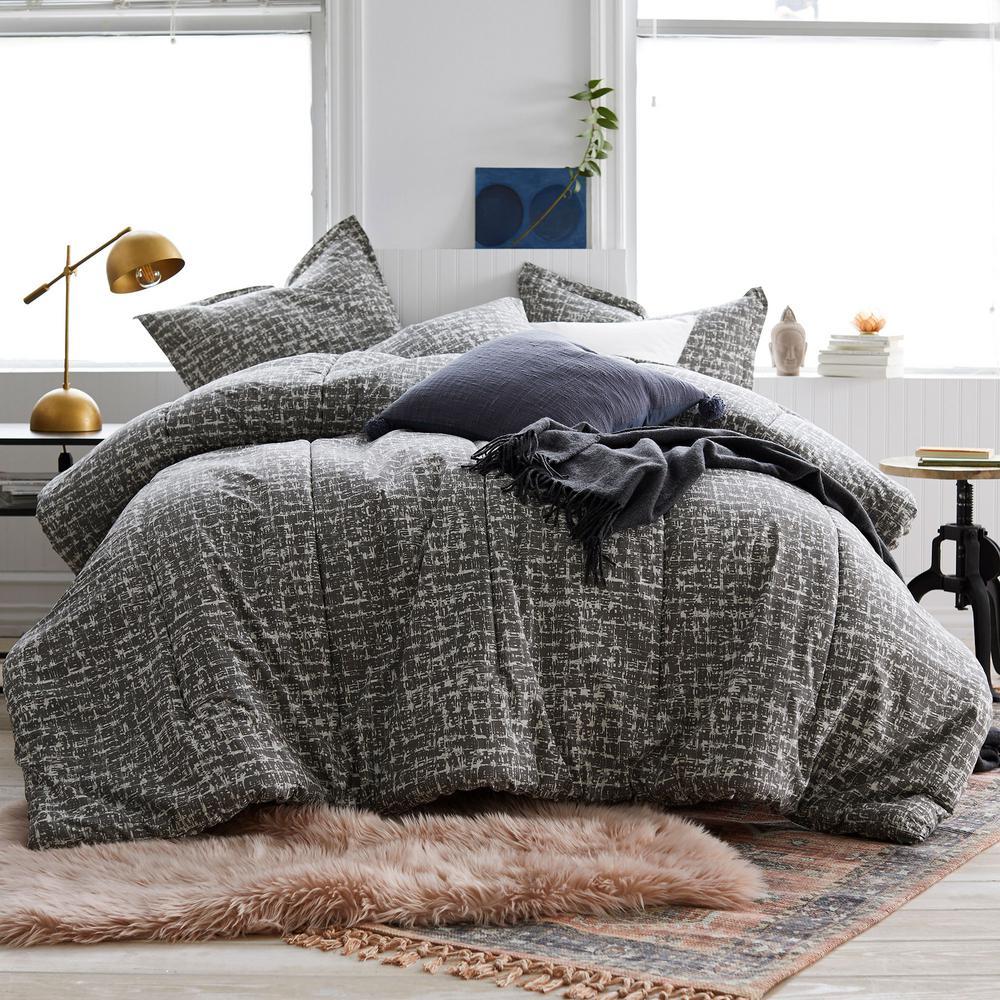Brexton 200-Thread Count Cotton Percale Comforter Set