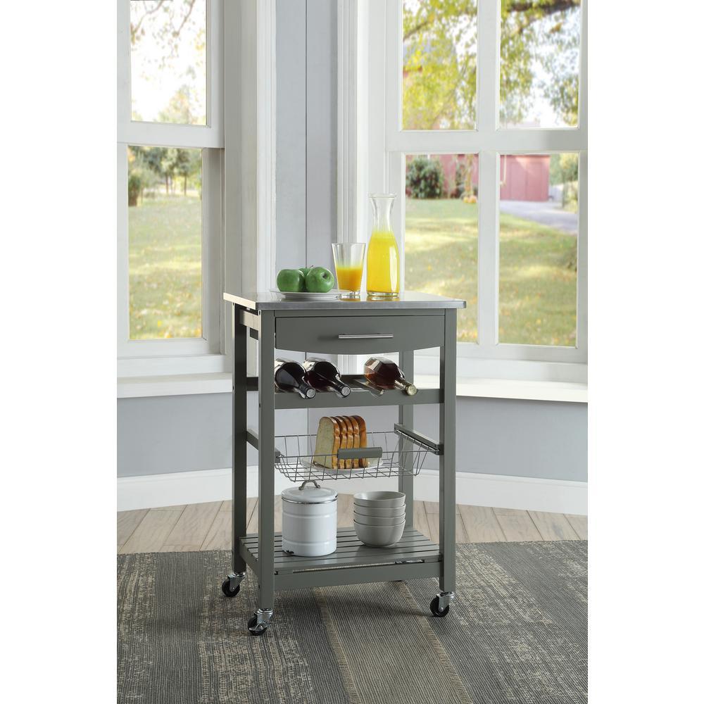 Todd Gray Kitchen Cart
