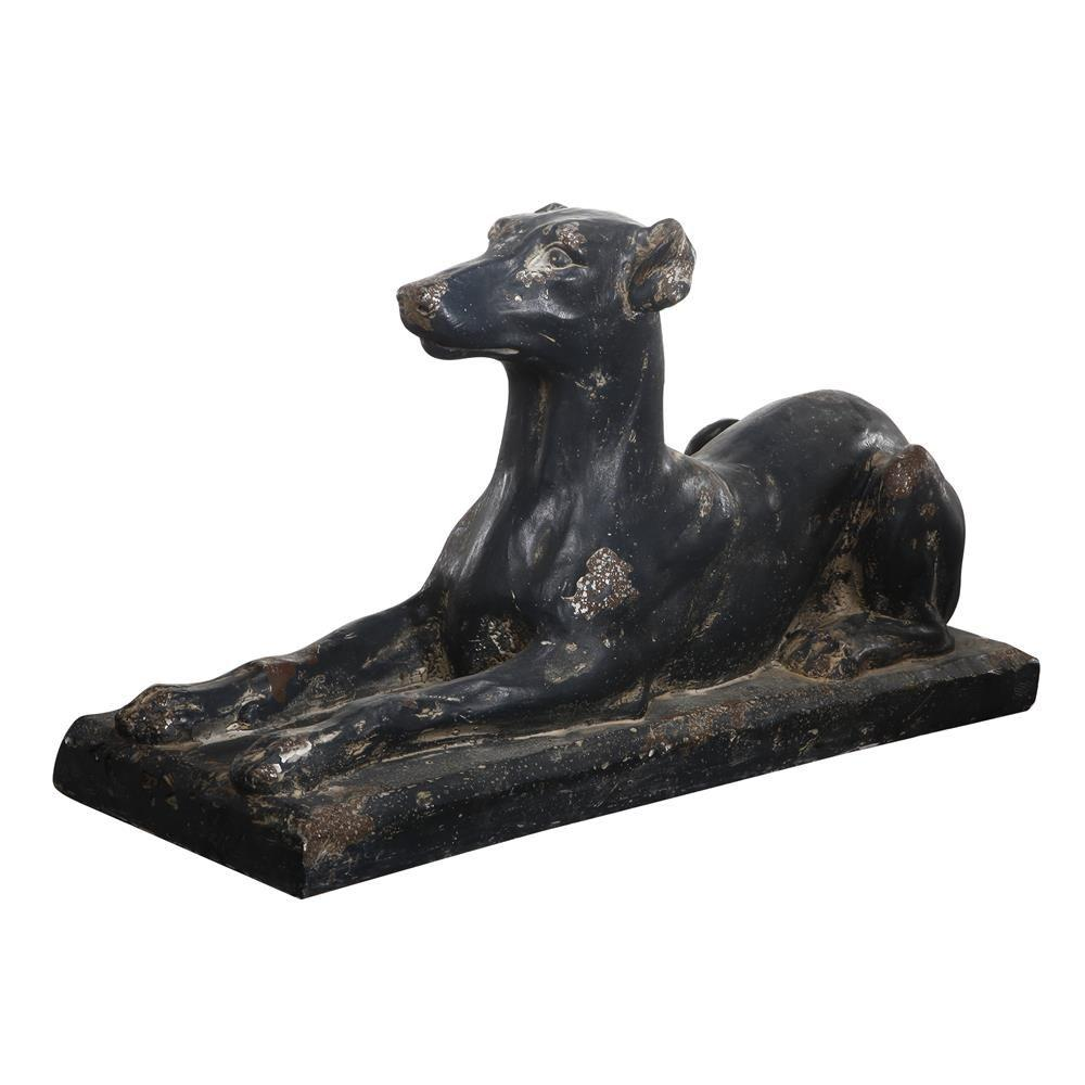 Magnesia Dog Statue