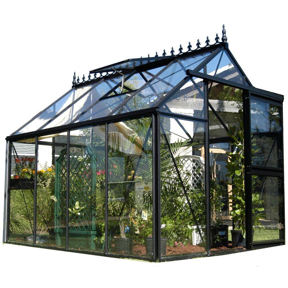 Junior Victorian 8 ft. x 10 ft. Greenhouse