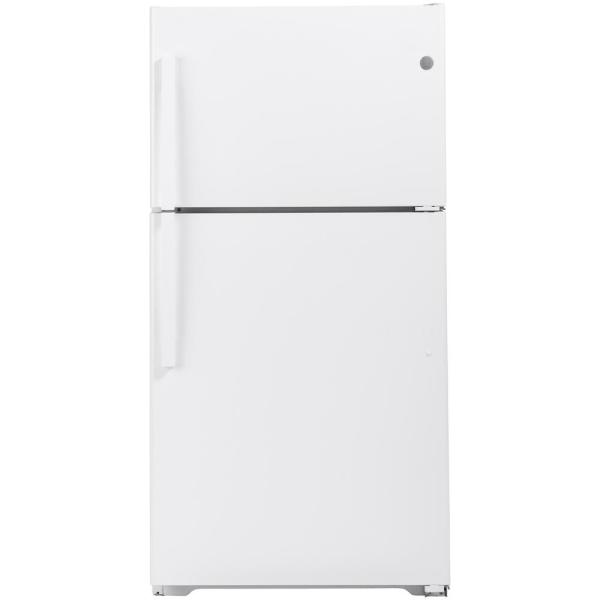 21.9 cu. ft. Top Freezer Refrigerator in White, ENERGY STAR