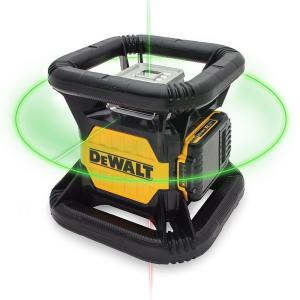 Dewalt 20-Volt MAX Lithium-Ion Green Rotary Tough Red Laser Level with Battery 2Ah, Charger and TSTAK Storage... by DEWALT