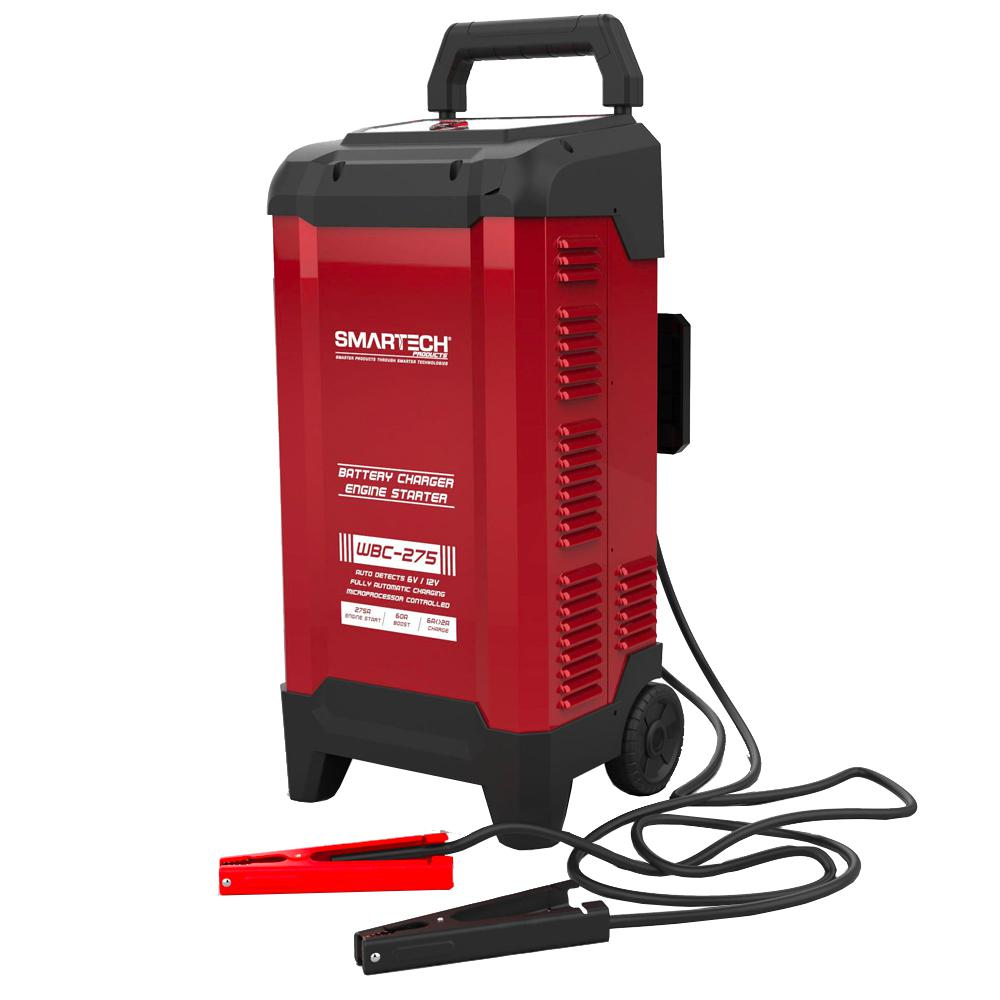 Smartech Products WBC-275 6-Volt/12-Volt Wheel Automotive Battery Charger, Maintainer was $224.07 now $149.98 (33.0% off)