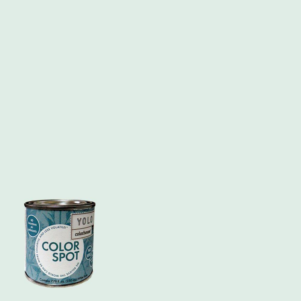 YOLO Colorhouse 8 oz. Bisque .04 ColorSpot Eggshell Interior Paint Sample-DISCONTINUED