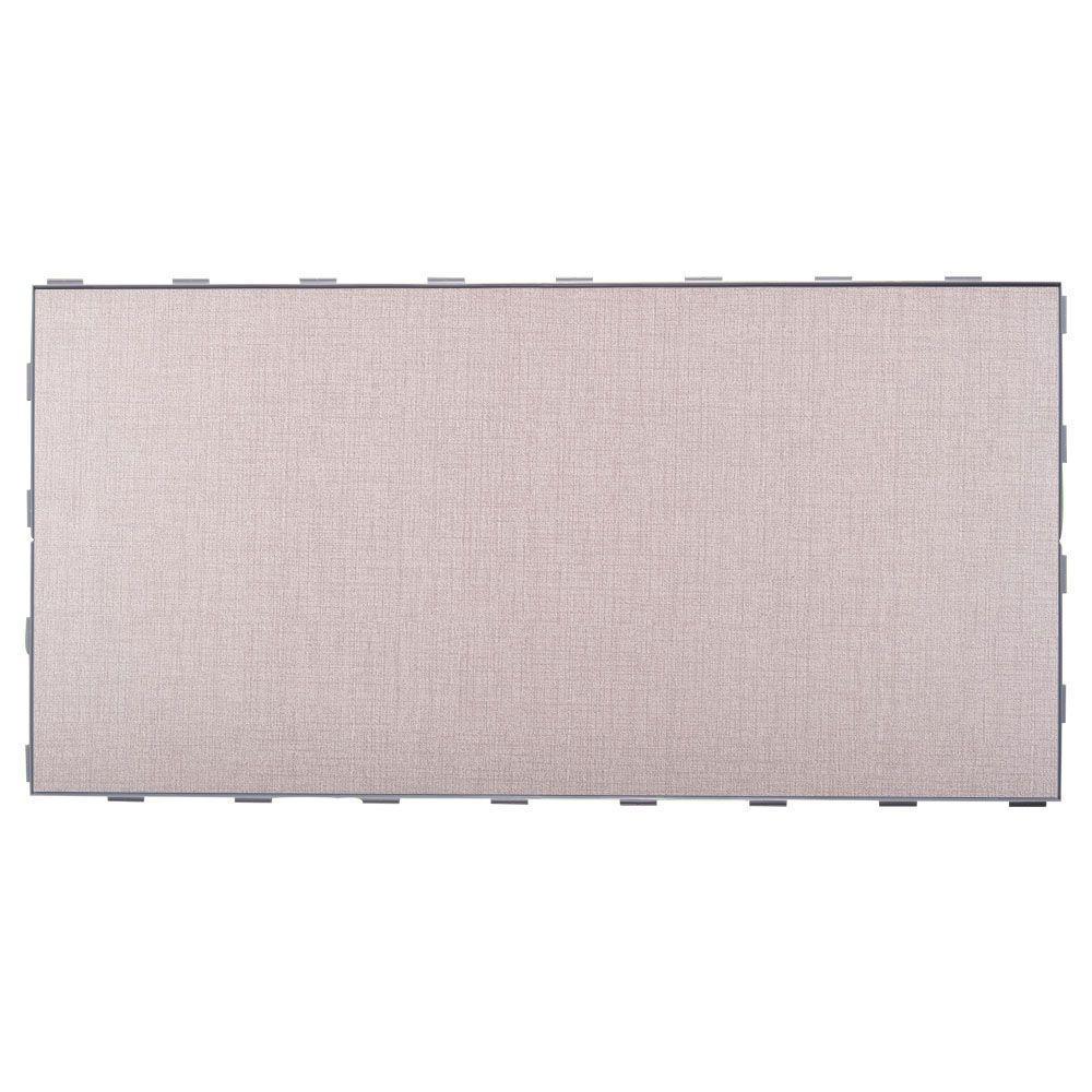 Tweed 12 in. x 24 in. Porcelain Floor Tile (8 sq. ft. / case)