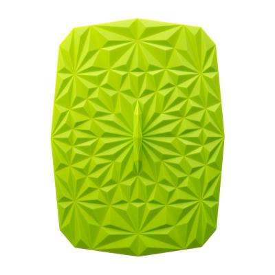 Rectangular Suction 9x13 Silicone Lid in Lime