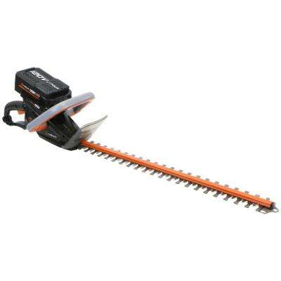 24 in. 120-Volt Lithium-Ion Cordless Hedge Trimmer