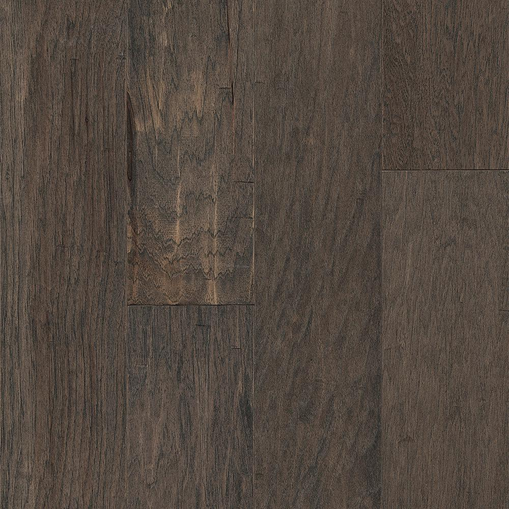 Bruce November Gray Hickory 3/8 in. T x 6-1/2 in. W x Varying Length Engineered Hardwood Flooring (26 sq. ft.)