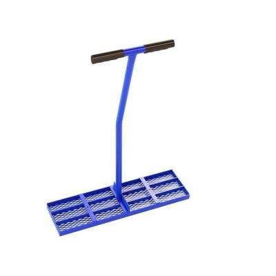 24 in. x 7-1/2 in. T-Handle Concrete Tamper