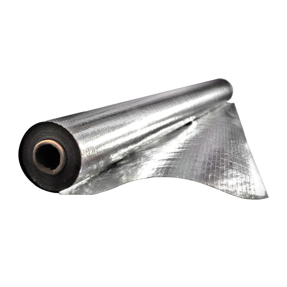 4 ft. x 250 ft. Silvertanium Reflective Attic Insulation ...