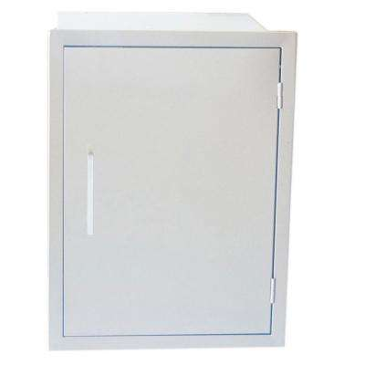 Signature Series 20 in. x 27 in. Weather Sealed Dry Storage Pantry with Shelf