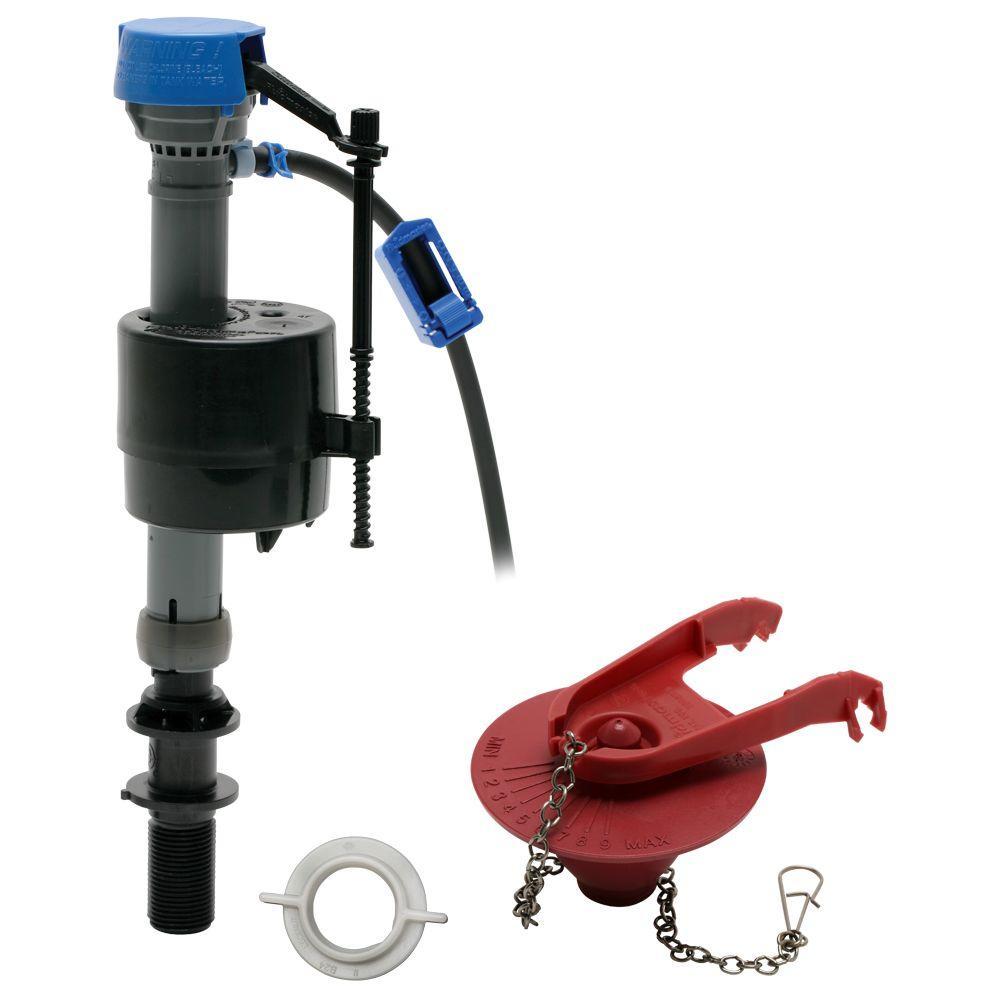 Toilet Parts & Repair - Plumbing Parts & Repair - The Home Depot