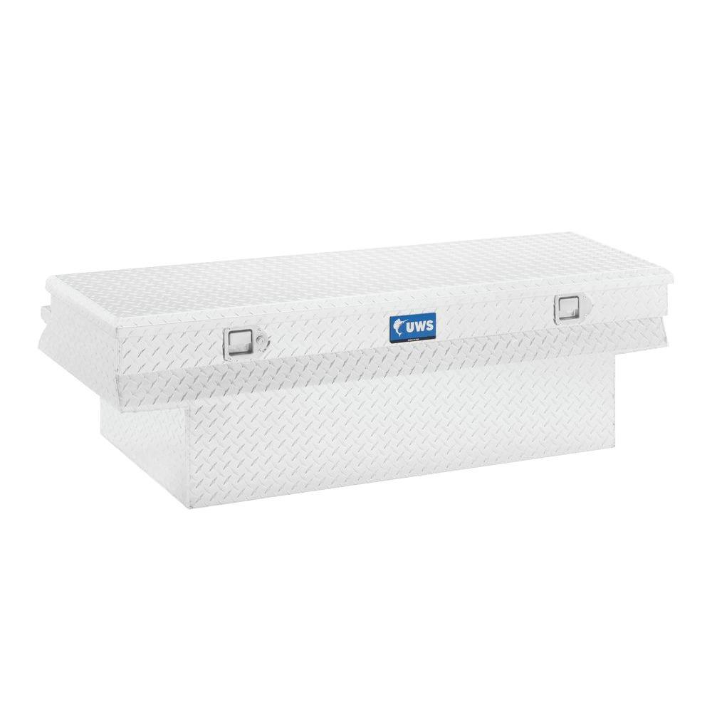 UWS 60 in. Aluminum Chest Box Combo for 100-Gal. L Tank