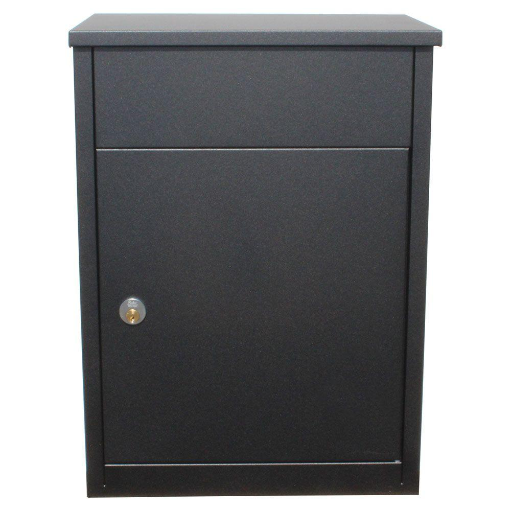 salsbury industries 4900 series courier box in primer. Black Bedroom Furniture Sets. Home Design Ideas