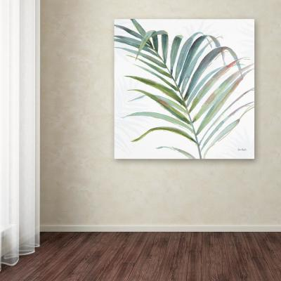 """35 in. x 35 in. """"Tropical Blush V"""" by Lisa Audit Printed Canvas Wall Art"""