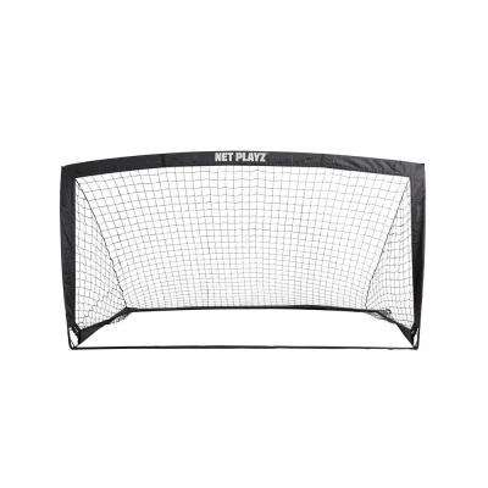 Net Playz Easy Setup Fiberglass Soccer Goal