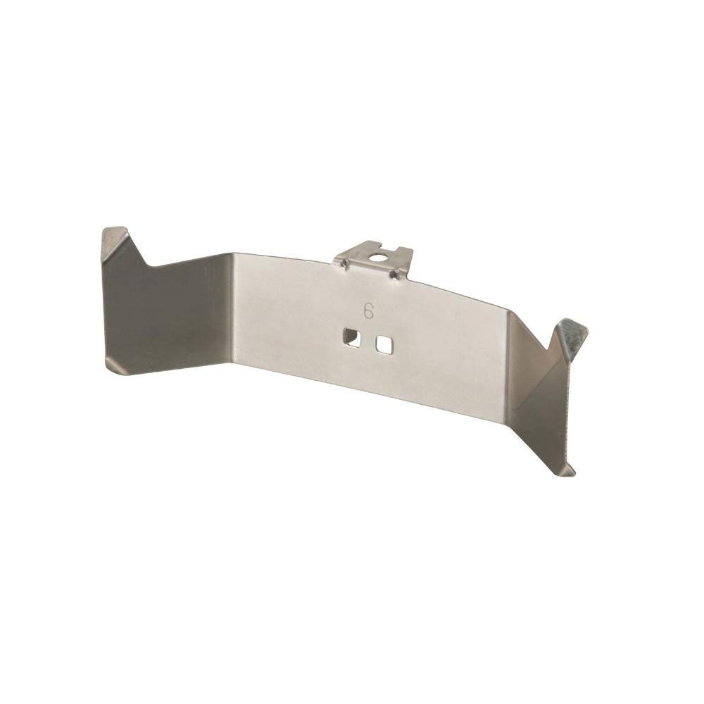 Halo 6 in. Aluminum Recessed Ceiling LED Retrofit Light Friction Clips-ML56CLIP - The Home Depot  sc 1 st  The Home Depot & Halo 6 in. Aluminum Recessed Ceiling LED Retrofit Light Friction ... azcodes.com