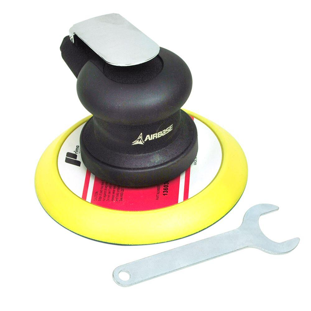 EMAX 5 in. 3-in-1 Industrial Duty Orbital Sander