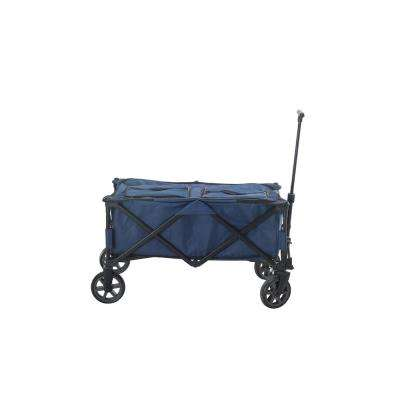 80 Qt. Wheeled Collapsible Cooler
