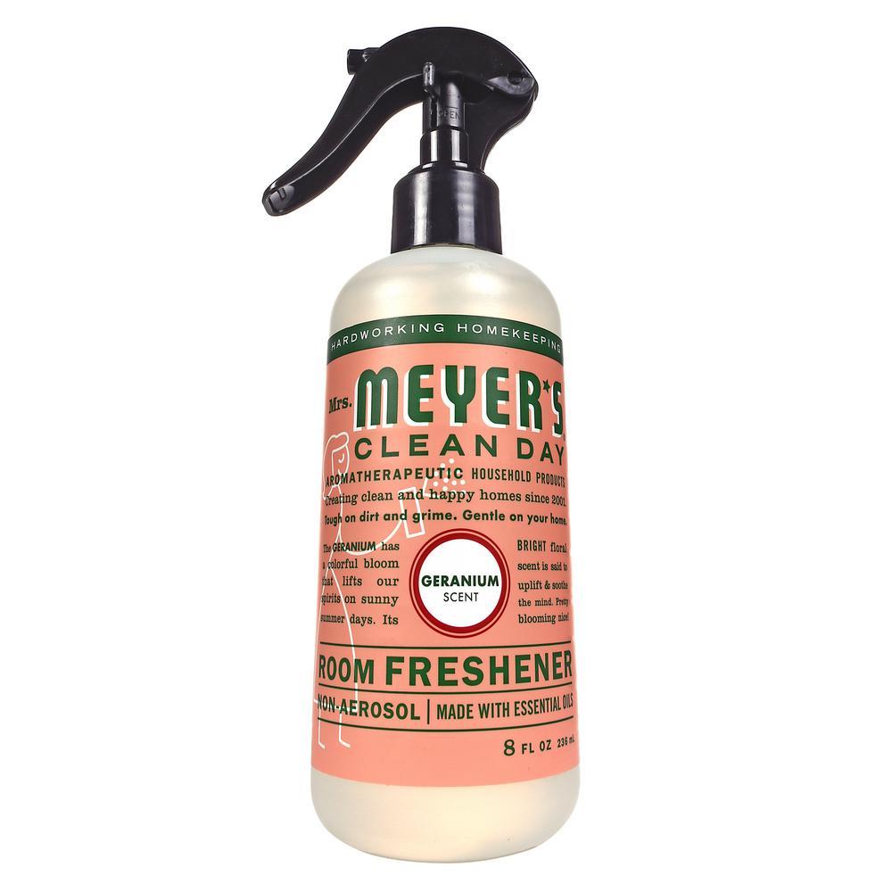 8 oz. Clean Day Room Freshener (Case/6)