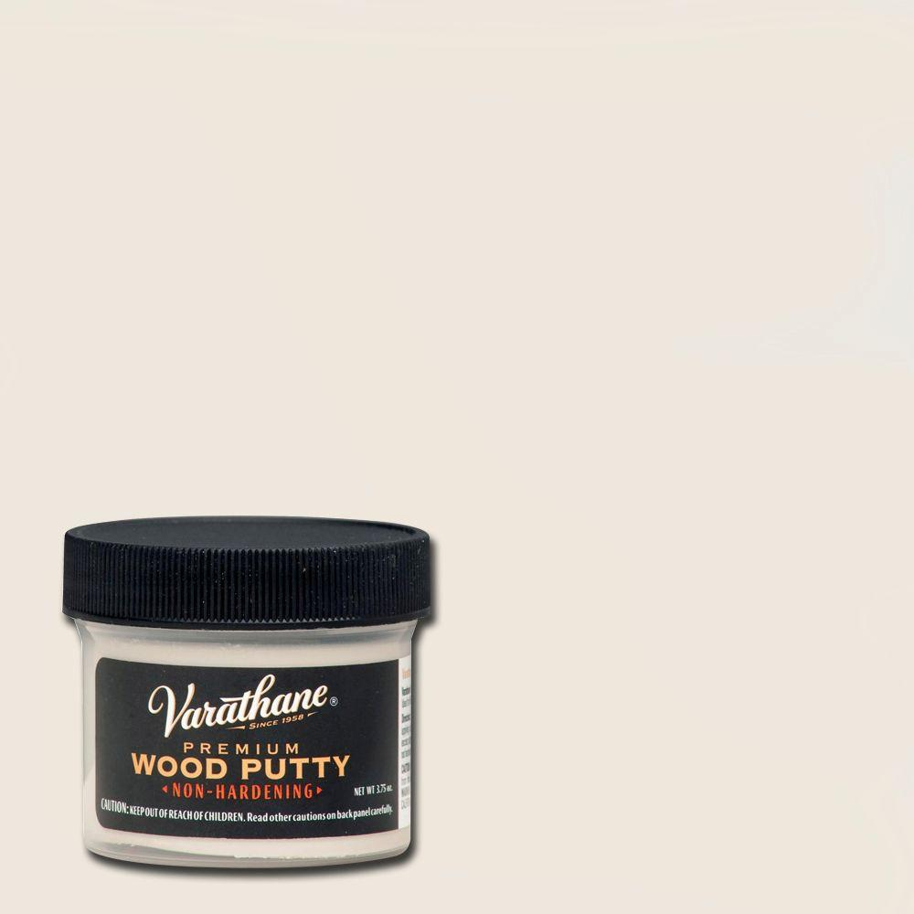 Varathane 3.75 oz. White Wood Putty (Case of 6)