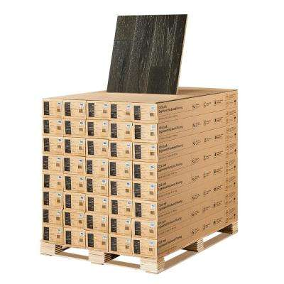 Hickory Scripps 3/8 in. T x 6-1/2 in. W x Varying Length Click Lock Engineered Hardwood Flooring (945.6 sq. ft. /pallet)