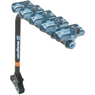 XP5 Folding Single Arm Bike Rack