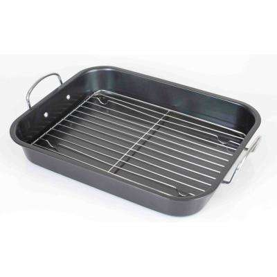 5.75 Qt. Steel Roasting Pan
