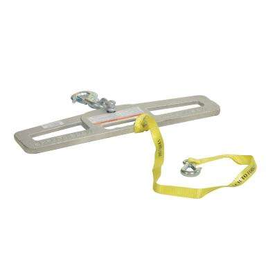 4,000 lb. Capacity Swivel Lift Master Hook Plate