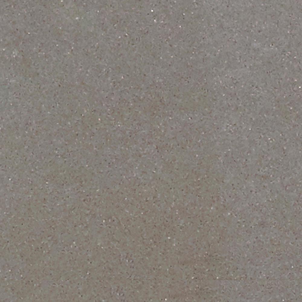 4 in. x 4 in. Vanity Top Sample in Slate Grey