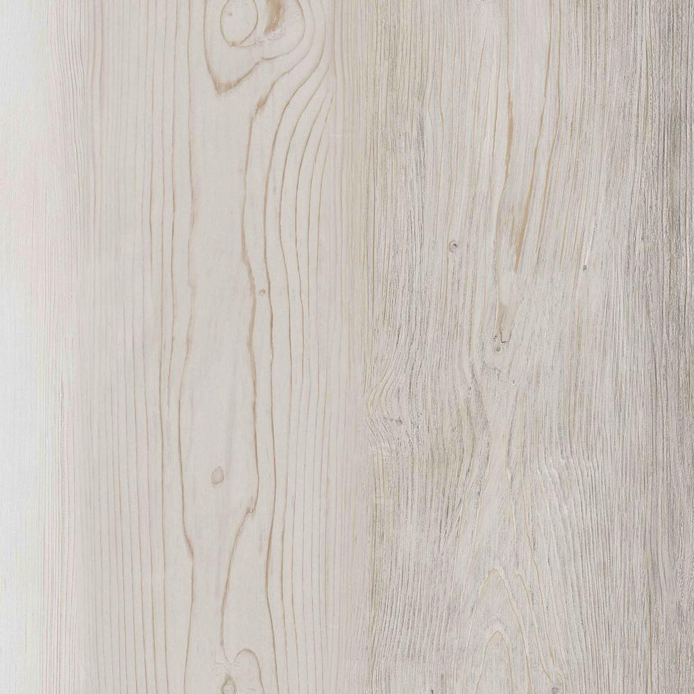 LifeProof Take Home Sample - Frosted Oak Luxury Vinyl Flooring - 4 in. x 4 in.