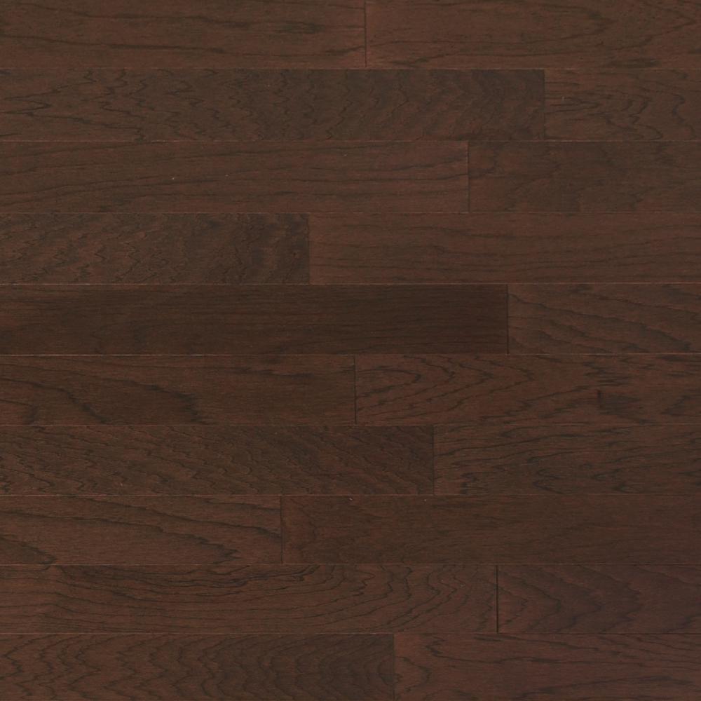 Tan Hickory Engineered Hardwood Wood Flooring The