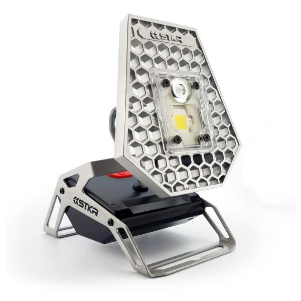 Mobile Task Light - 1200 Lumens Portable/Rechargeable Light