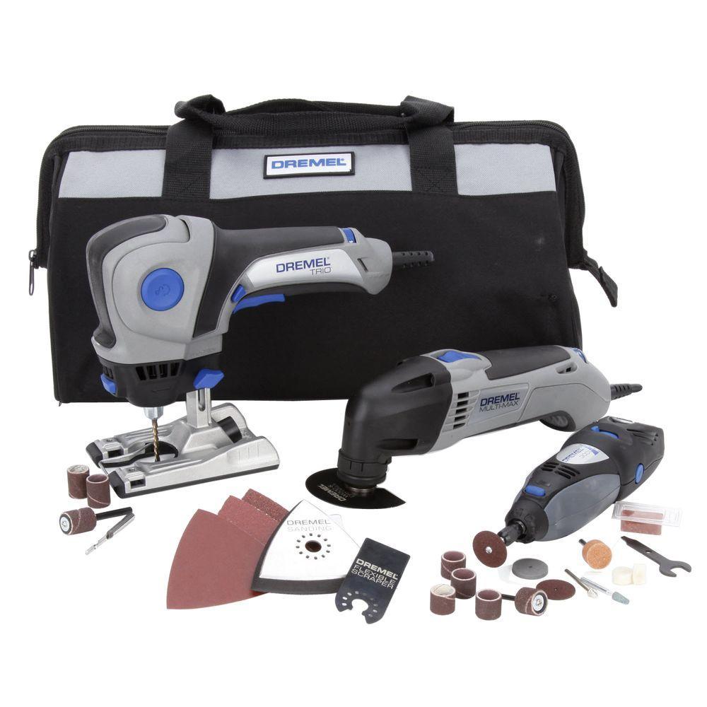 Dremel 3-Tool Combo Kit