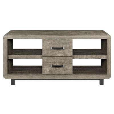 St. Charles Brown Coffee Table