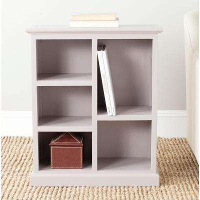 Maralah Grey Overcast Open Bookcase