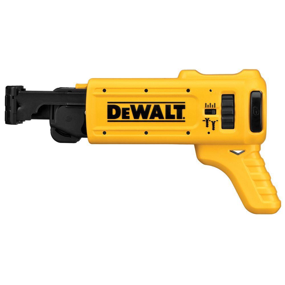 Collated Screw Gun Attachment