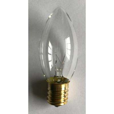 C9 Clear Incandescent Bulb (Pack of 25)